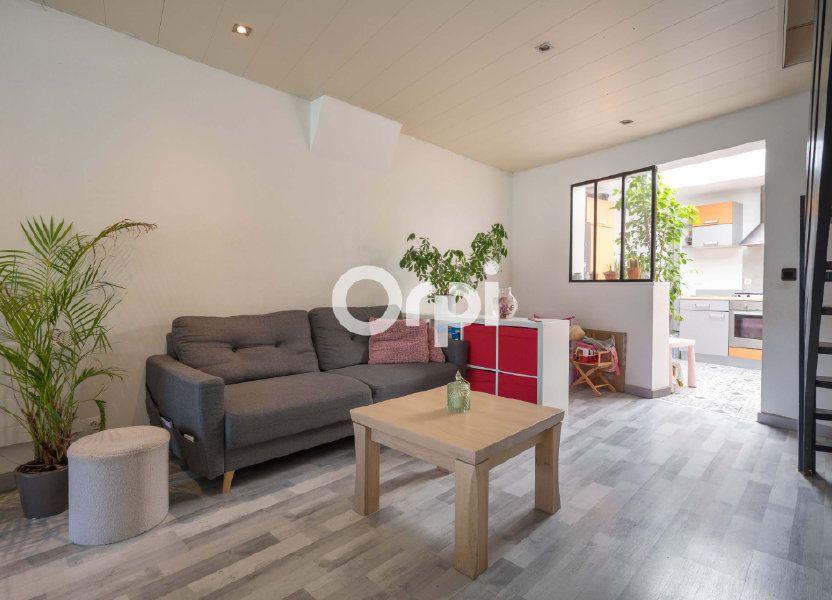Maison à vendre 77m2 à Wattrelos