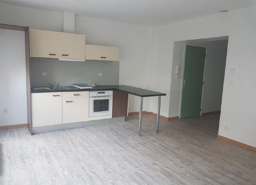 Appartement à louer 49m2 à Hazebrouck