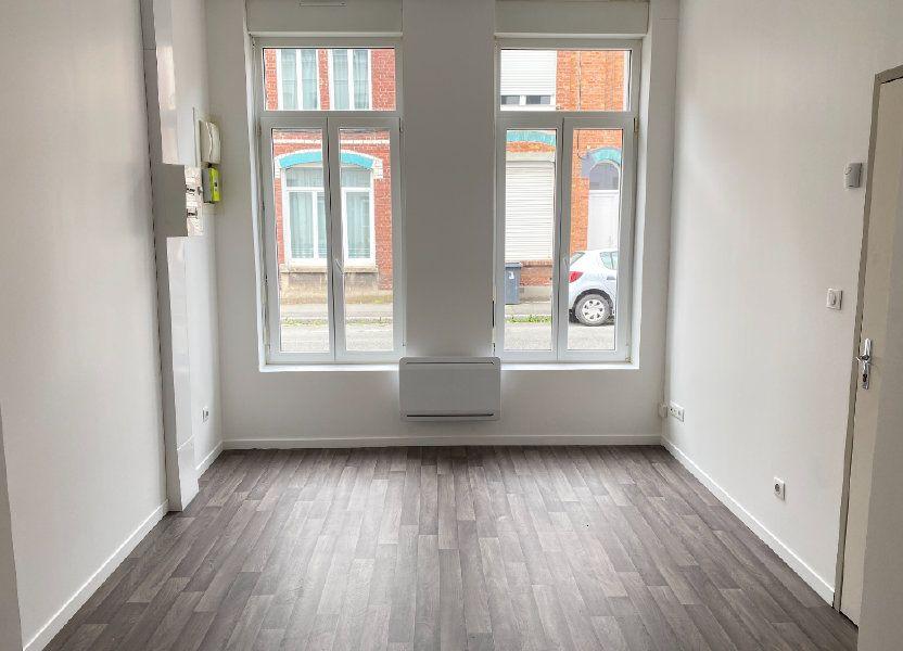 Appartement à louer 25m2 à Armentières