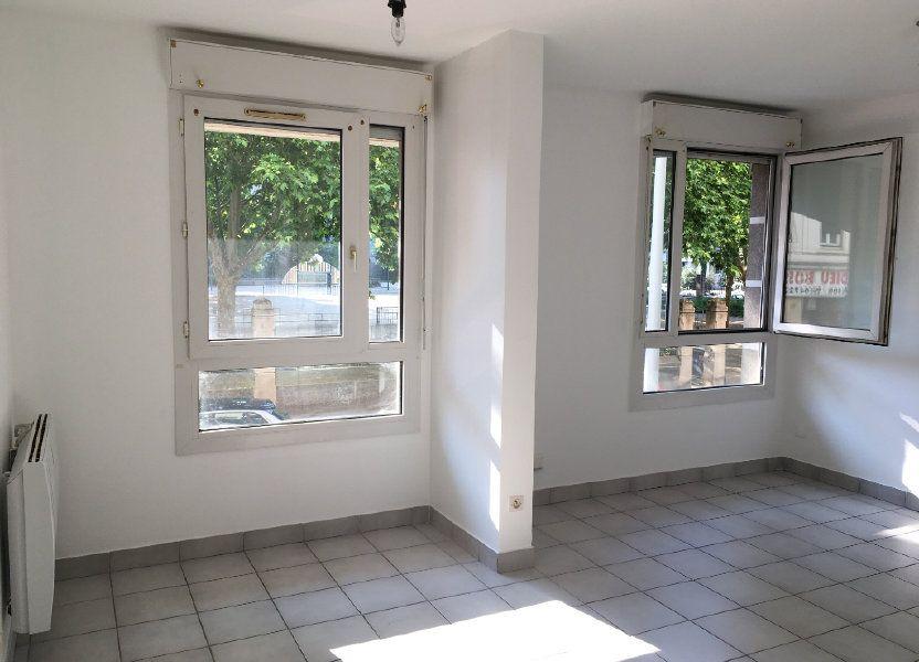 Appartement à louer 28.8m2 à Lyon 3