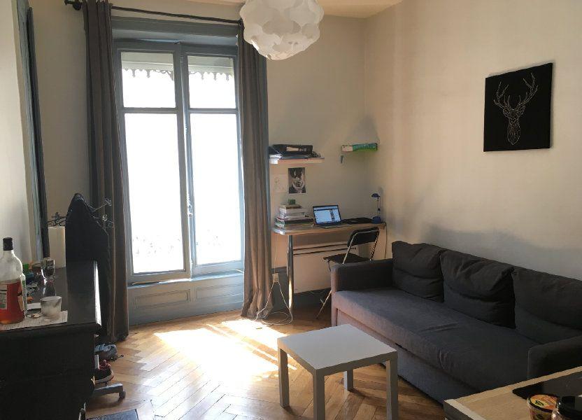 Appartement à louer 19.86m2 à Lyon 3