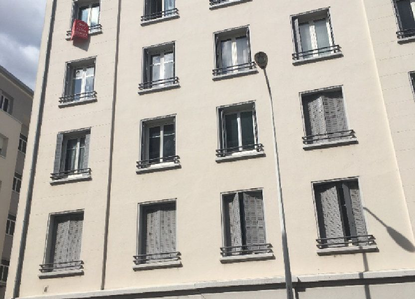 Appartement à louer 43.51m2 à Lyon 3