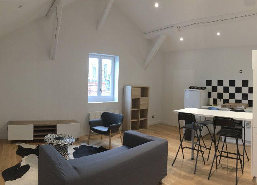Appartement à louer 45m2 à Lyon 3