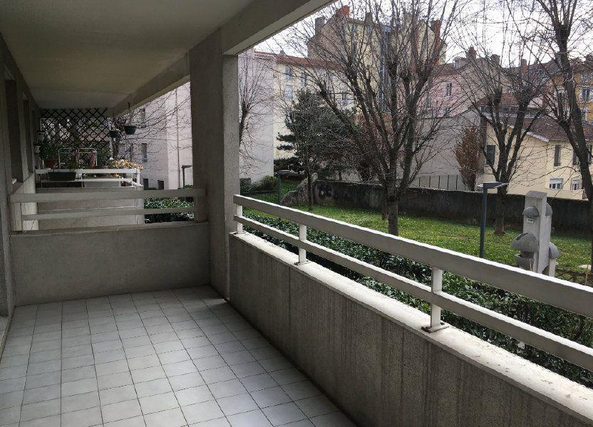 Appartement à louer 44.64m2 à Lyon 3