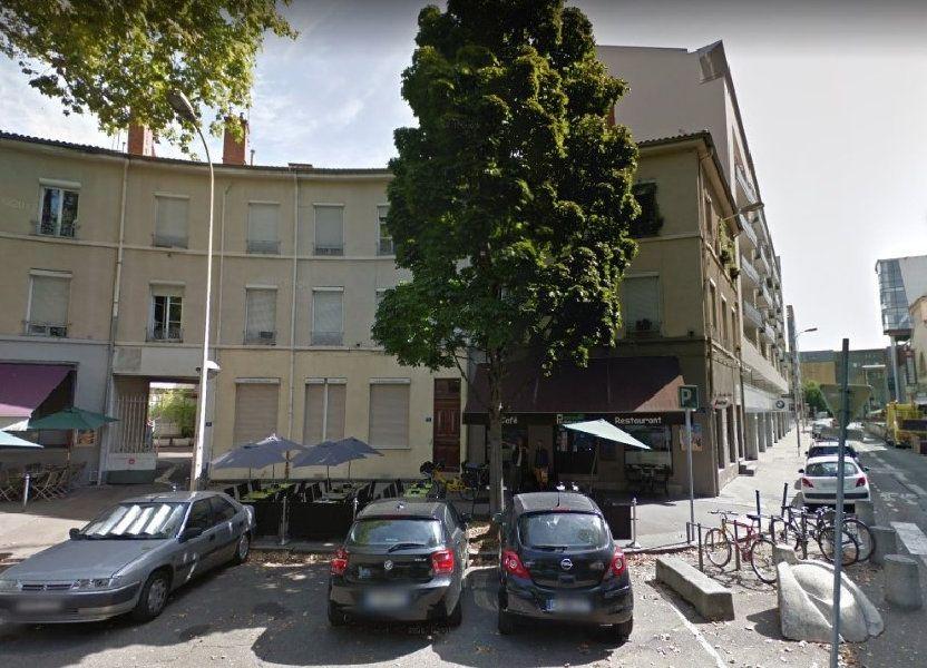 Appartement à vendre 50.06m2 à Lyon 3