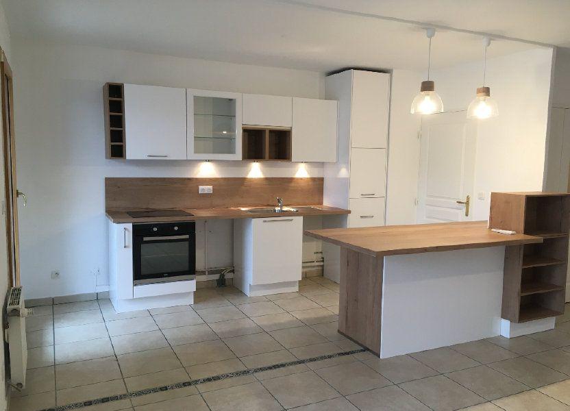 Appartement à louer 75.5m2 à Lyon 3