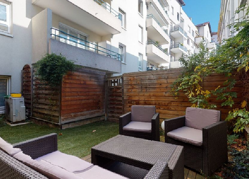Appartement à vendre 93.76m2 à Villeurbanne