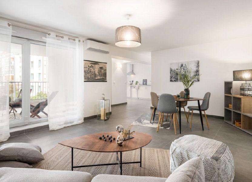 Appartement à vendre 85.66m2 à Lyon 3