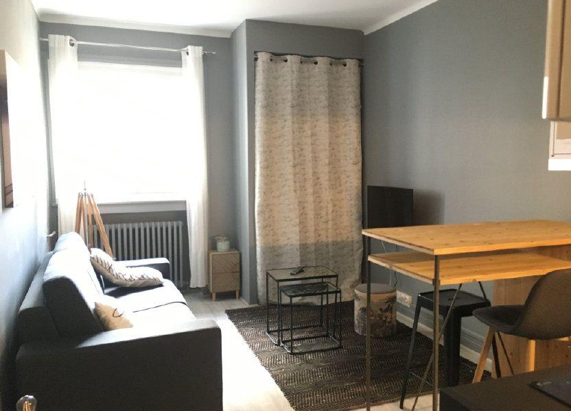 Appartement à louer 17.65m2 à Lyon 3