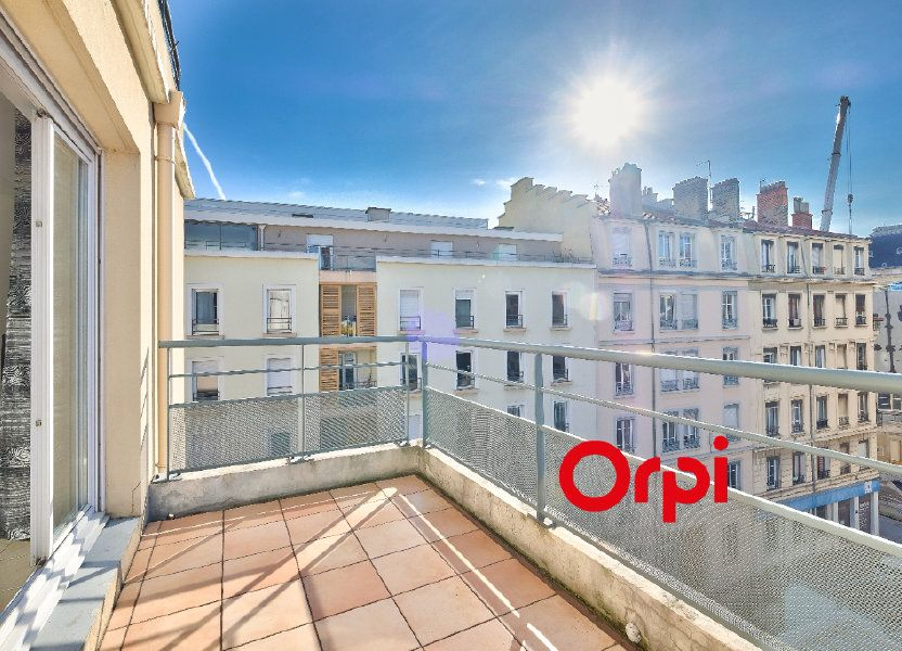 Appartement à vendre 87.69m2 à Lyon 3