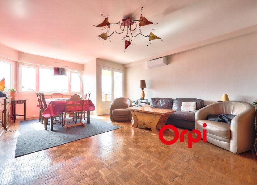 Appartement à vendre 91.74m2 à Lyon 7