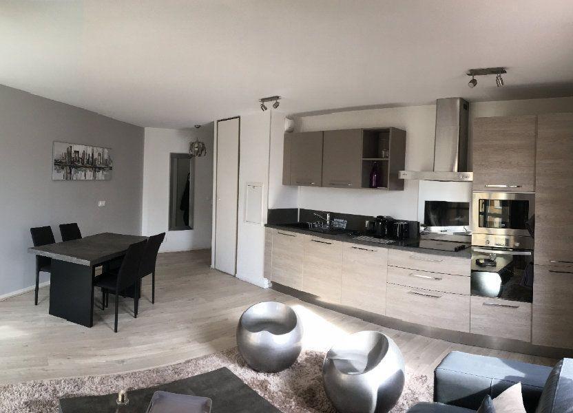 Appartement à louer 68.03m2 à Lyon 3