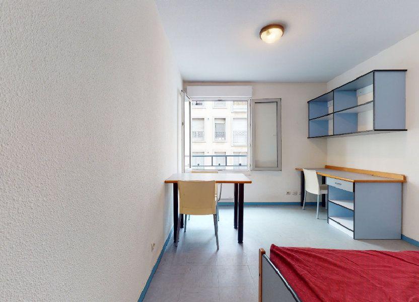 Appartement à louer 18.2m2 à Lyon 7
