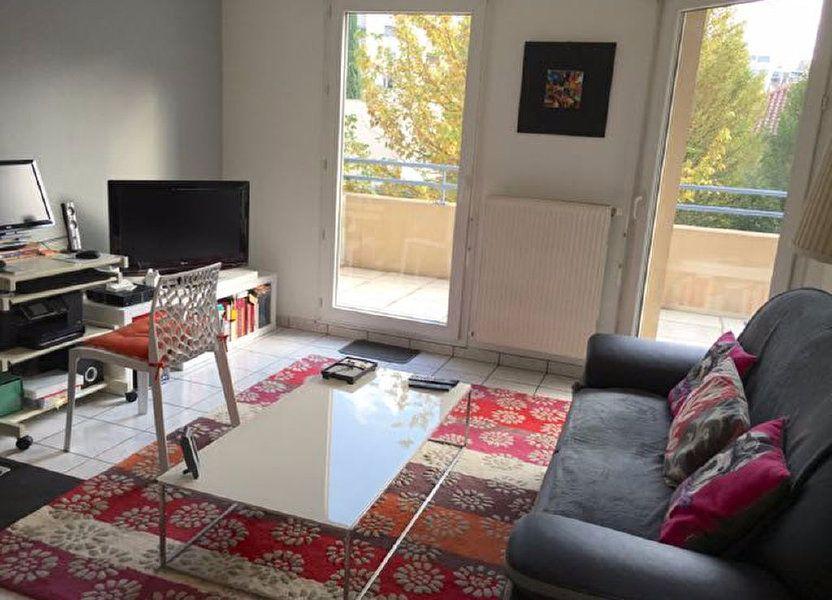 Appartement à louer 47m2 à Lyon 3