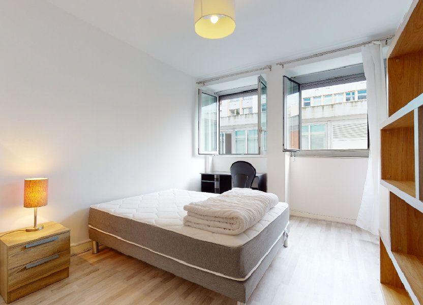 Appartement à louer 11m2 à Lyon 6