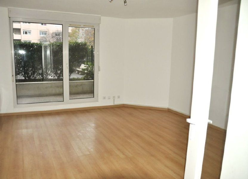 Appartement à louer 77.64m2 à Lyon 7