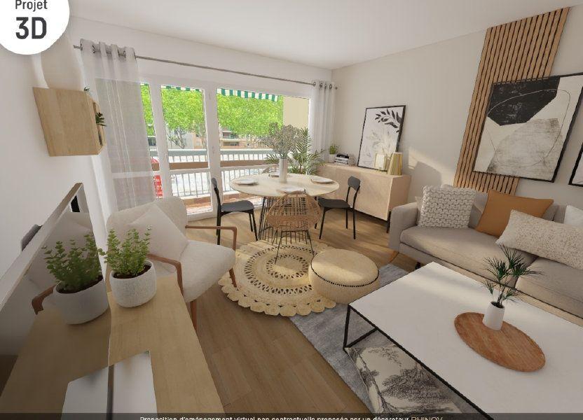 Appartement à vendre 67.34m2 à Lyon 7