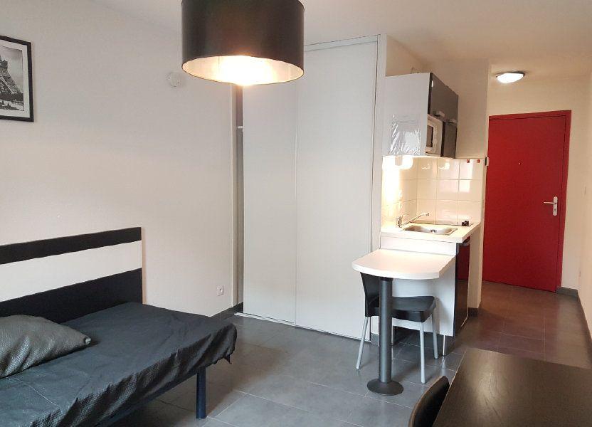 Appartement à louer 18.88m2 à Lyon 7