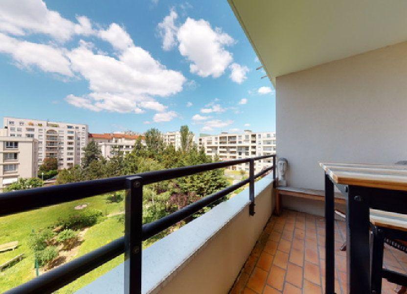 Appartement à vendre 85m2 à Lyon 7