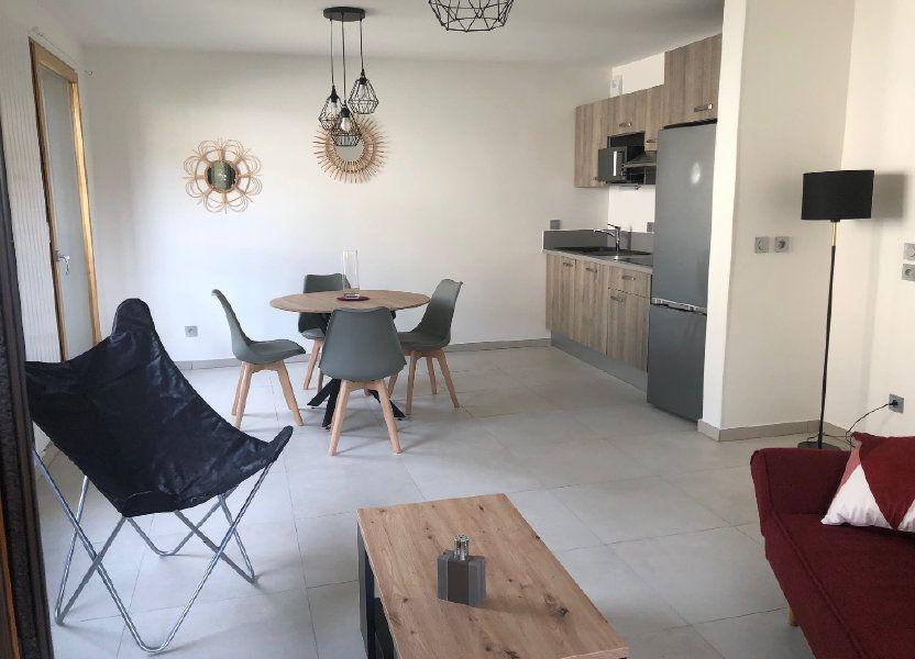 Appartement à louer 63.47m2 à Lyon 4