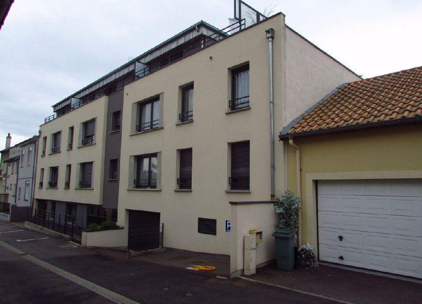 Appartement à louer 65.35m2 à Essey-lès-Nancy