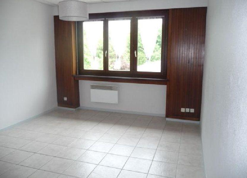 Appartement à louer 19.48m2 à Nancy
