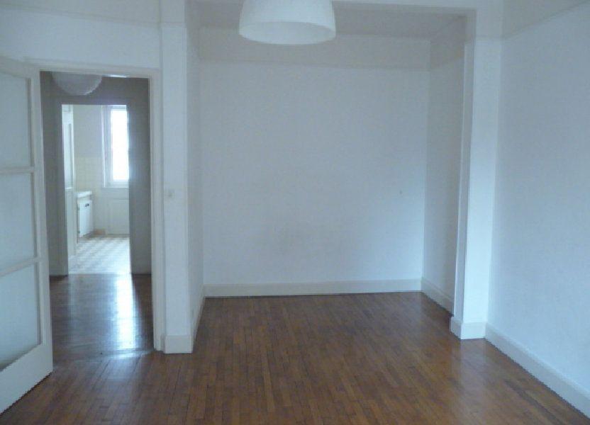 Appartement à louer 50.72m2 à Nancy