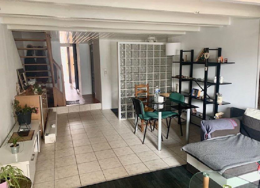 Maison à vendre 70m2 à Neuves-Maisons