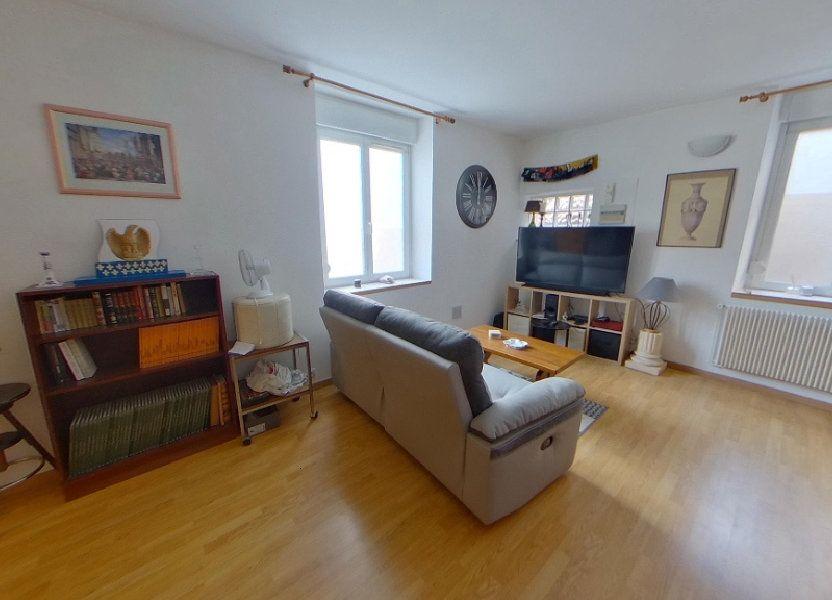 Appartement à vendre 61.72m2 à Nancy
