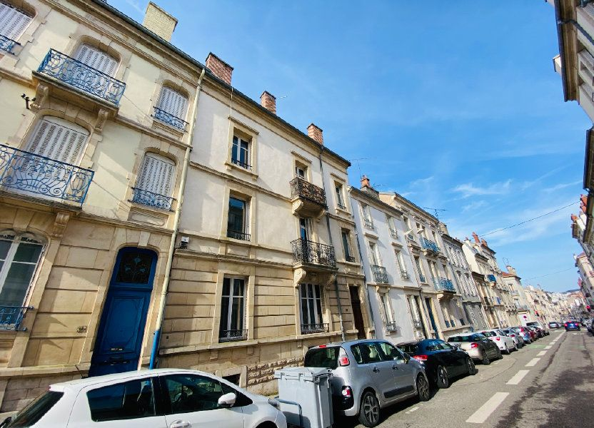 Appartement à vendre 132m2 à Nancy