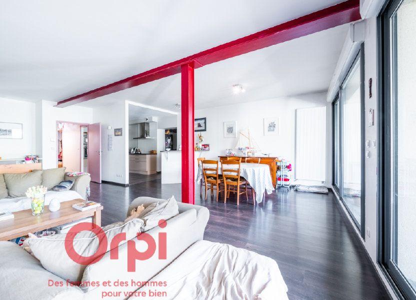 Appartement à vendre 124.31m2 à Nancy