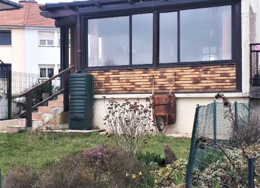 Maison à vendre 112m2 à Vandoeuvre-lès-Nancy