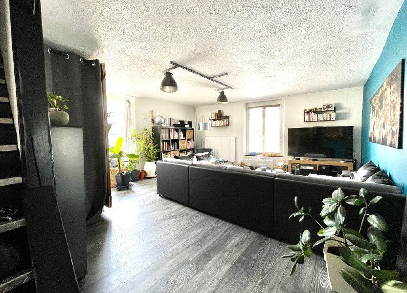 Appartement à vendre 70m2 à Nancy