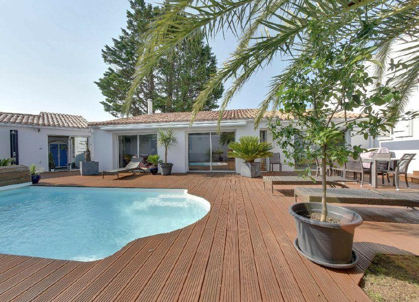 Maison à vendre 156m2 à Rivedoux-Plage