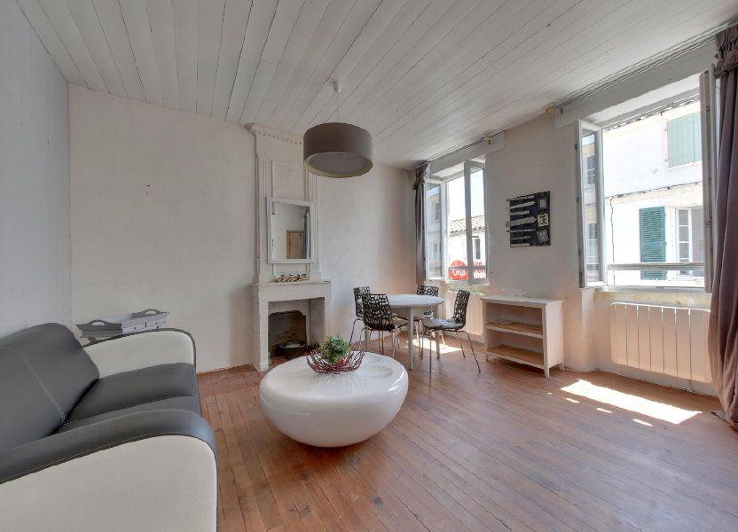 Appartement à vendre 48m2 à La Couarde-sur-Mer