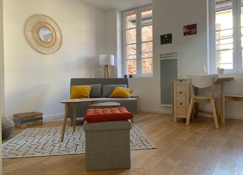 Appartement à louer 34m2 à Toulouse