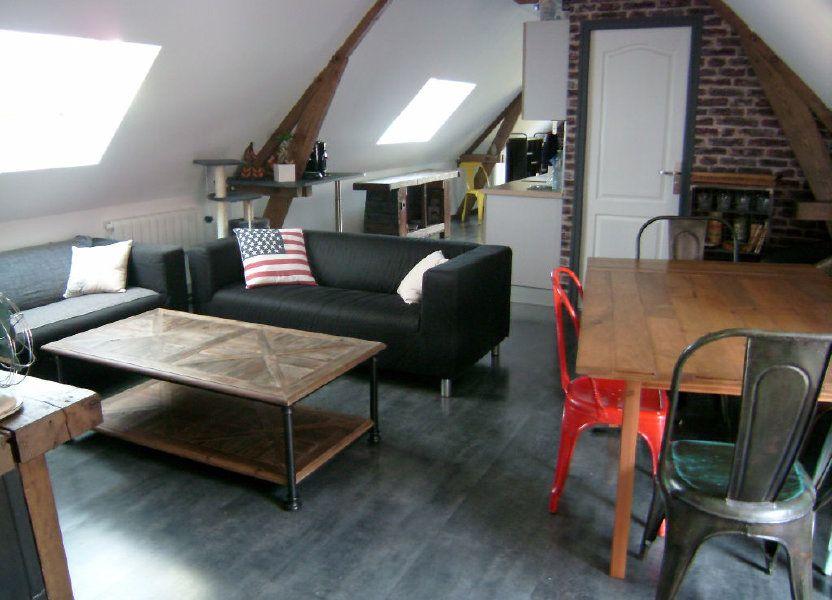 Appartement à louer 80m2 à Béthune