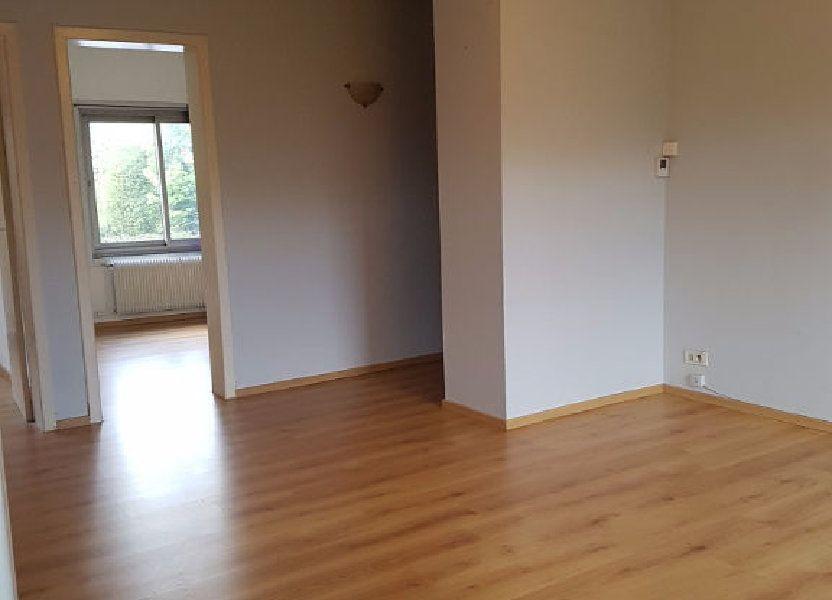 Appartement à louer 55m2 à Béthune