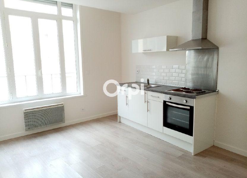 Appartement à louer 37m2 à Béthune
