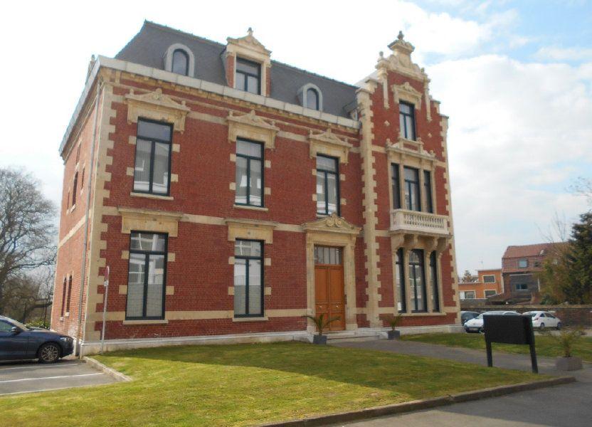 Appartement à louer 70m2 à Béthune