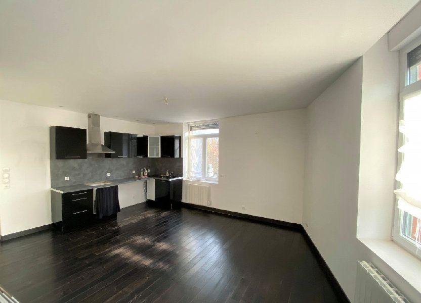 Appartement à louer 88m2 à Béthune