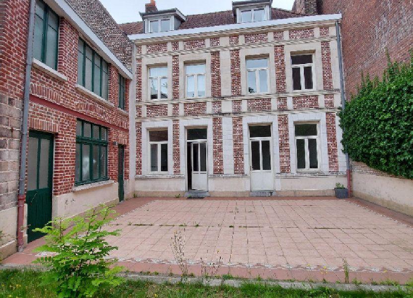 Maison à vendre 300m2 à Béthune