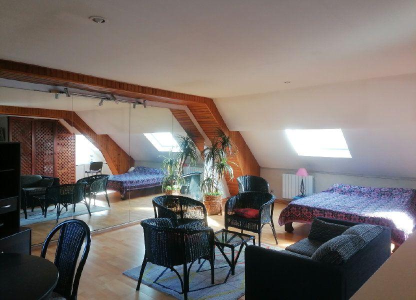 Appartement à louer 45m2 à Béthune