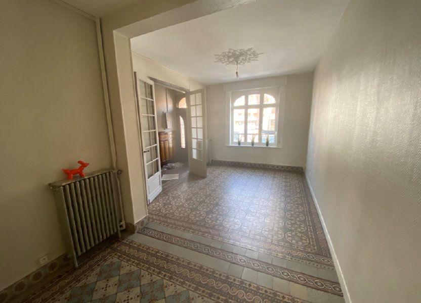 Maison à louer 85m2 à Béthune