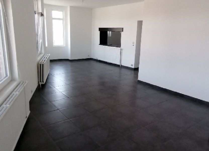 Appartement à louer 93.54m2 à Béthune