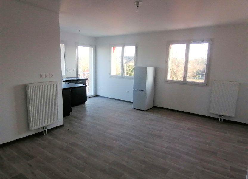 Appartement à louer 60.43m2 à Béthune