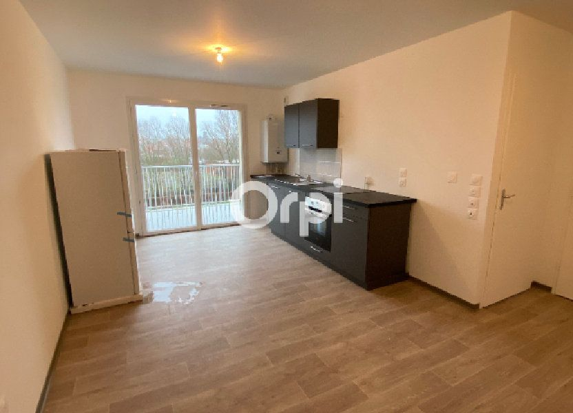 Appartement à louer 36.95m2 à Béthune