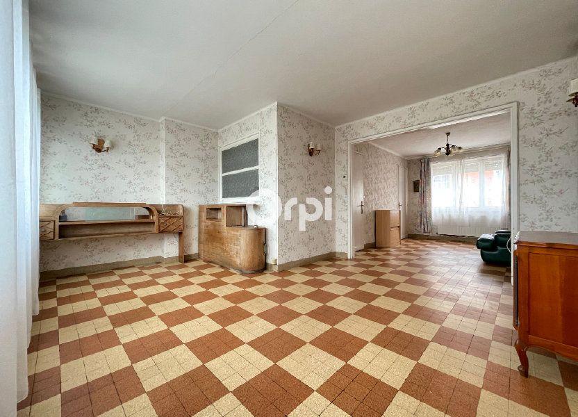 Maison à vendre 95m2 à Béthune