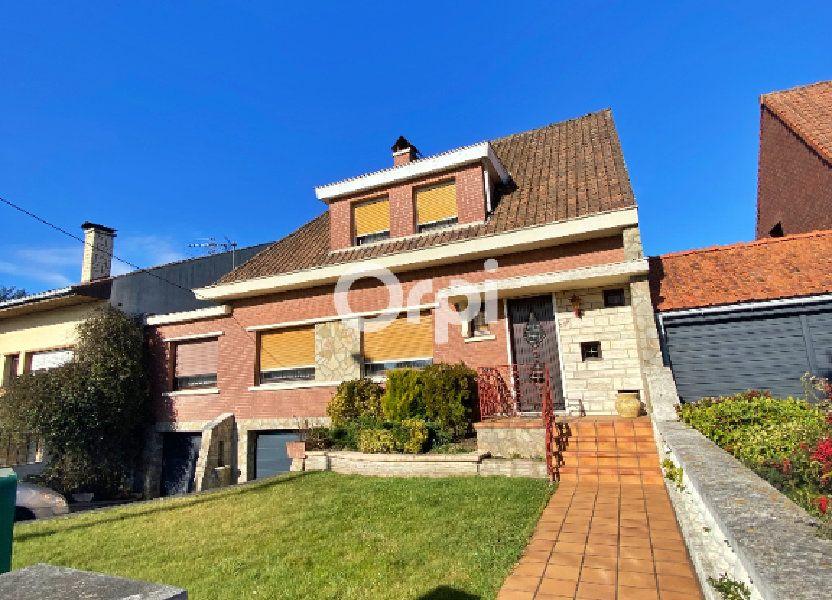 Maison à vendre 127m2 à Beuvry