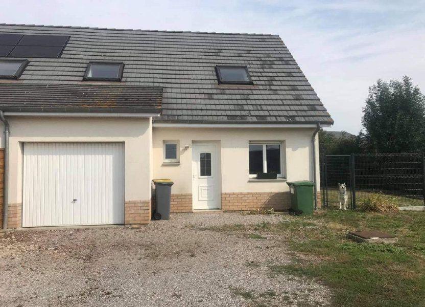 Maison à louer 87.5m2 à Auchy-au-Bois